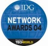 Citicus wins Network Application Product of the Year at the IDG Network Awards 2004